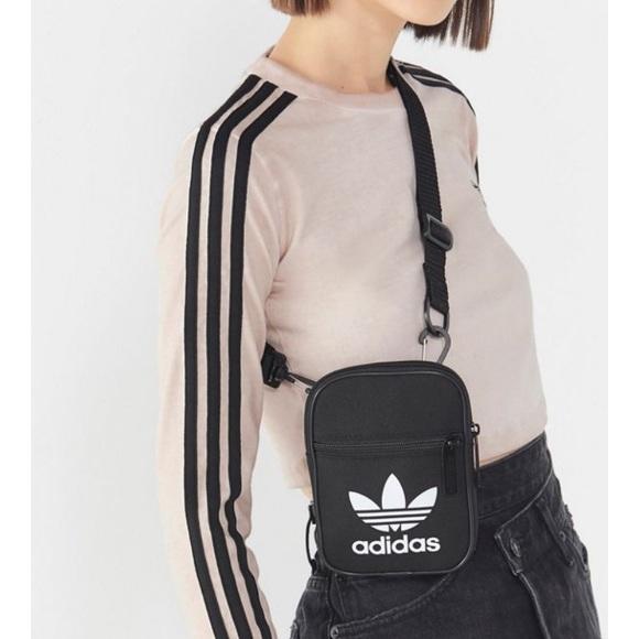 e1d99c5b9d8 adidas Bags   Trefoil Small Crossbody Bag   Poshmark